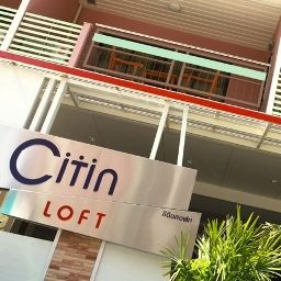 Exterior view Citin Loft Pattaya Fotos