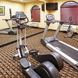 Wellness/fitness area Holiday Inn Express Hotel & Suites DALLAS CENTRAL MARKET CENTER Fotos