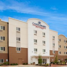 Фасад Candlewood Suites SAN ANTONIO DOWNTOWN Fotos
