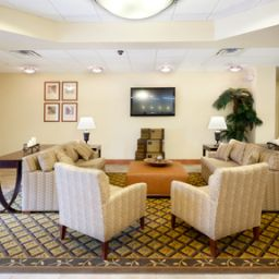Холл Candlewood Suites SAN ANTONIO DOWNTOWN Fotos