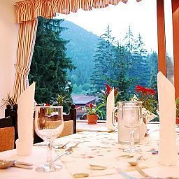 Restauracja Rina Tirol hotel Fotos