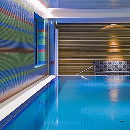 Pool Adina Apartment Hotel Hauptbahnhof Fotos
