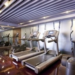 Wellness/Fitness Holiday Inn BEIJING DESHENGMEN Fotos