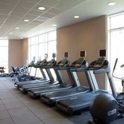 Sala spa/fitness Hilton Reading hotel Fotos