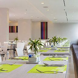 Breakfast room within restaurant ibis Bangkok Sathorn Fotos