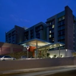 Exterior view Crowne Plaza JOHANNESBURG - THE ROSEBANK Fotos