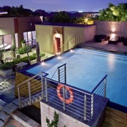 Pool Crowne Plaza JOHANNESBURG - THE ROSEBANK Fotos