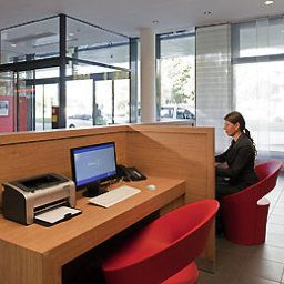Sala congressi ibis Muenchen City West Fotos