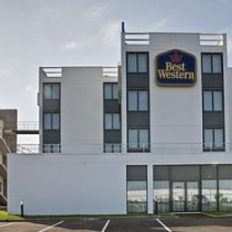 Exterior view Best Western Europe Fotos