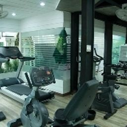 Fitness room The Tawana Bangkok Fotos
