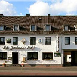 St. Jobser Hof Hotel Restaurant Wrselen