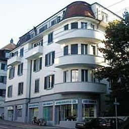 Exterior view Uni 80 Swiss Star Apartments Fotos