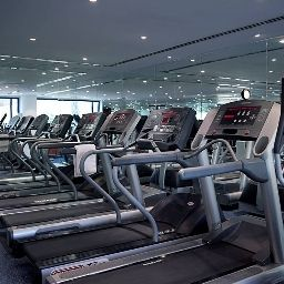 Fitness room Sharjah Rotana Fotos