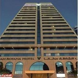 Exterior view Sharjah Rotana Fotos