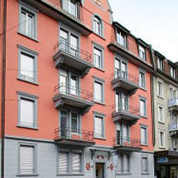 Exterior view Badenerstrasse Swiss Star Apartments Fotos