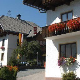 Exterior view Feidl Pension Fotos