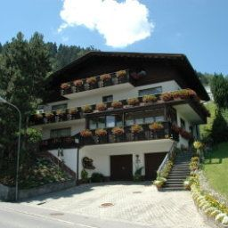 Brunhilde Pension Bürserberg