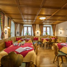 Breakfast room Enzianhof Pension Fotos