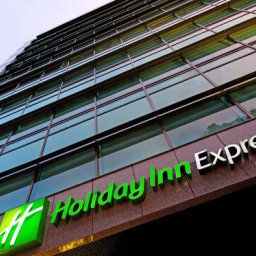 Außenansicht Holiday Inn Express BOGOTA Fotos