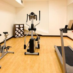 Fitness Holiday Inn Express BOGOTA Fotos