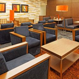 Hall Holiday Inn Express BOGOTA Fotos