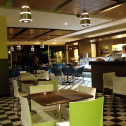 Restaurant Holiday Inn Express BOGOTA Fotos