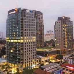 InterContinental ASIANA SAIGON RESIDENCES Ho Chi Minh City