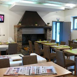 Breakfast room within restaurant Val Fayt Fotos