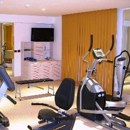 Fitness room Viola Palace Hotel Fotos