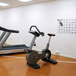 Wellness/fitness Novotel Salerno Est Arechi Fotos