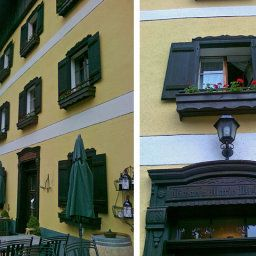 Exterior view Lexenhof Pension Fotos