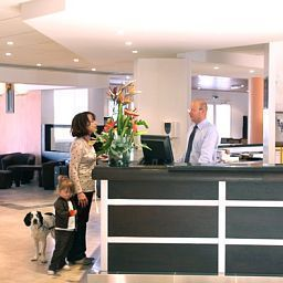 Reception Comfort Hotel Marseille Nord-Aix Fotos