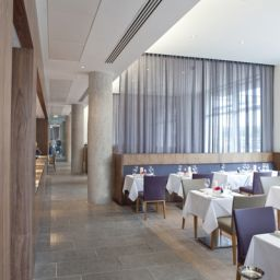 Restaurant DoubleTree by Hilton Hotel Leeds City Centre Fotos