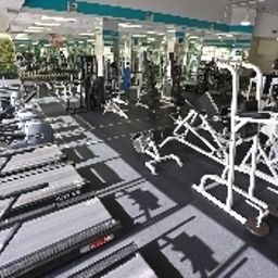 Fitness room Crystal Beach Suites Suites & Health Club Fotos