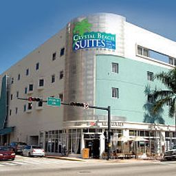 Exterior view Crystal Beach Suites Suites & Health Club Fotos