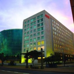 Exterior view Bogota Marriott Hotel Fotos