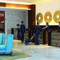 Hall Bogota Marriott Hotel Fotos