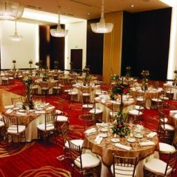 Banqueting hall Bogota Marriott Hotel Fotos