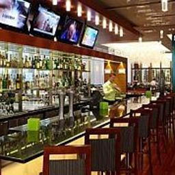 Bar Montreal Airport Marriott Hotel Fotos
