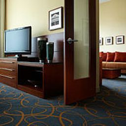 Suite Montreal Airport Marriott Hotel Fotos