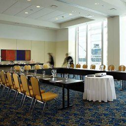 Conference room Montreal Airport Marriott Hotel Fotos
