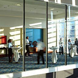 Sala congressi Montreal Airport Marriott Hotel Fotos