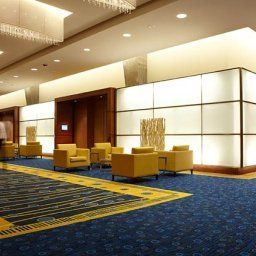 Banqueting hall Montreal Airport Marriott Hotel Fotos