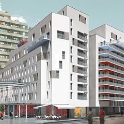 Residence Lagrange City Les Rives de Seine Boulogne-Billancourt