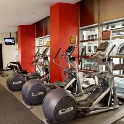 Wellness/fitness area West 57th Street by Hilton Club Fotos