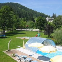 Jardin Pension-Appartement Alpenbad Fotos