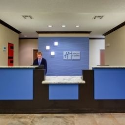 Hall Holiday Inn Express Hotel & Suites ALBUQUERQUE AIRPORT Fotos