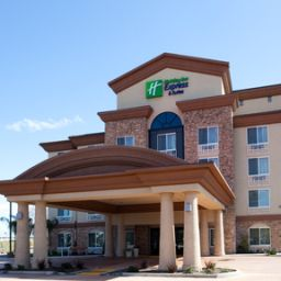 Vue extérieure Holiday Inn Express Hotel & Suites FRESNO SOUTH Fotos
