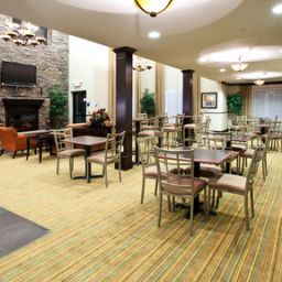 Restaurant Holiday Inn Express Hotel & Suites FRESNO SOUTH Fotos