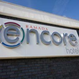 Exterior view Ramada Encore Crewe Fotos
